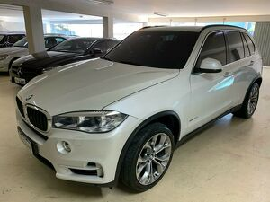 BMW X5 3.0 30D Turbo Branco 2016