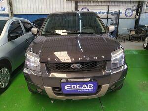Ford Ecosport 1.6 XLT Cinza 2007