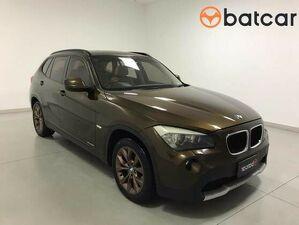 BMW X1 2.0 18I S-drive Marrom 2012