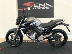 Honda CB 250 Twister 250cc Prata 2020