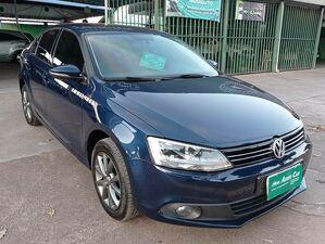 Volkswagen Jetta 2.0 Comfortline Azul 2011