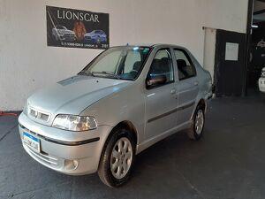 Fiat Siena 1.8 ELX 8V Prata 2004