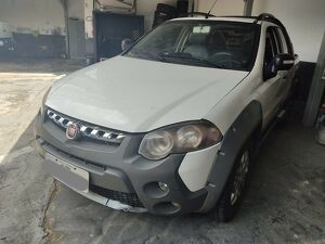FIAT STRADA CD 1.8 ADVENTURE Branco 2013