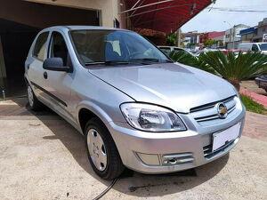 Chevrolet Celta 1.0 Spirit 8V Prata 2011