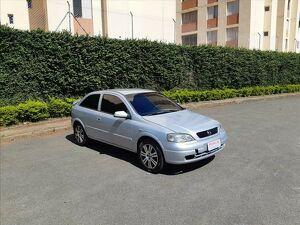 Chevrolet Astra 1.8 GL 8V Prata 2001