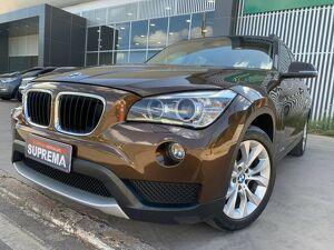 BMW X1 2.0 18I Marrom 2014