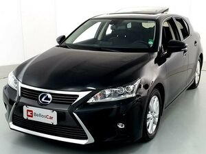 LEXUS CT200H 1.8 LUXURY HÍBRIDO Preto 2017