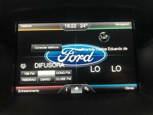 Ford Focus 2.0 Titanium Preto 2016