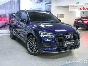 Audi Q3 1.4 35 TFSI Black S Line Azul 2021