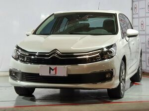 Citroën C4 Lounge 1.6 THP Shine BVA Branco 2019