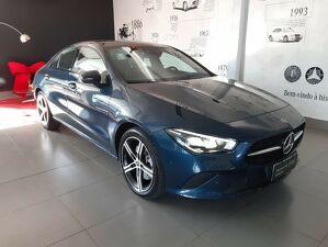 Mercedes-benz CLA 250 2.0 CGI Sport Azul 2020