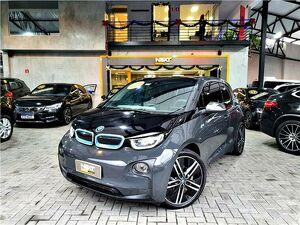 BMW i3 REX Full Elétrico Cinza 2015