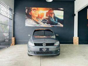 Volkswagen Fox 1.6 Prime Cinza 2012