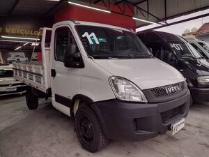 Iveco Daily 35S14 Chassi Branco 2011