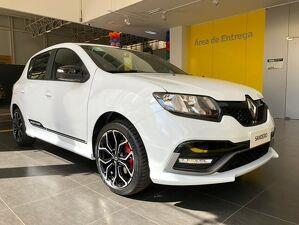 Renault Sandero 2.0 RS Branco 2021