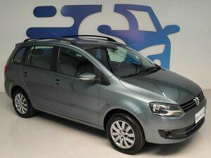 Volkswagen Spacefox 1.6 Cinza 2011