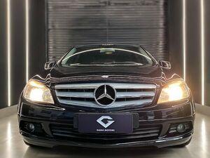 Mercedes-benz C 200 1.8 Kompressor Classic Preto 2010