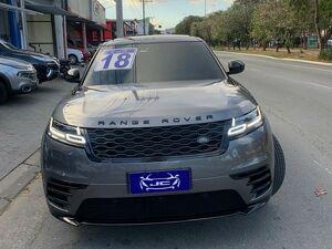Land Rover Range Rover Velar 3.0 V6 P380 R-dynamic S Cinza 2018