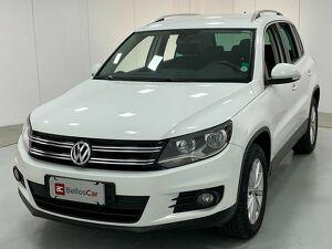 Volkswagen Tiguan 2.0 TSI Branco 2015
