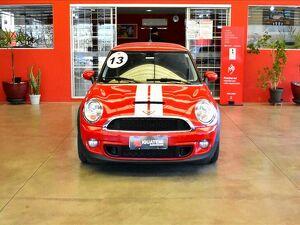 Mini Cooper 1.6 S Vermelho 2013
