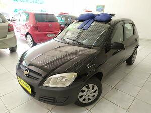 Chevrolet Celta 1.0 VHCE Life 8V Preto 2011