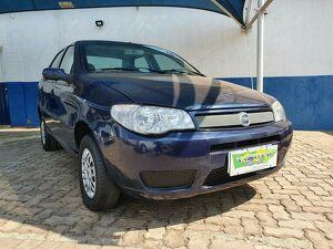Fiat Siena 1.0 ELX 8V Azul 2005