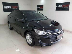 Chevrolet Onix 1.0 Turbo Plus LT Preto 2021