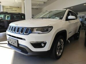 Jeep Compass 2.0 Longitude Branco 2021