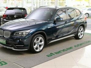 BMW X1 2.0 20I SDRIVE TURBO Azul 2014
