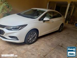 CHEVROLET CRUZE 1.4 TURBO LTZ 16V Branco 2017