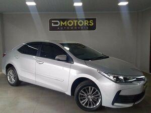 Toyota Corolla 1.8 GLI Upper Prata 2019