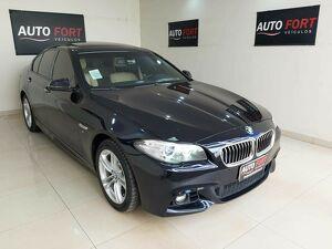 BMW 535i 3.0 M Sport Preto 2014