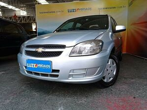 Chevrolet Celta 1.0 LS 8V Prata 2013