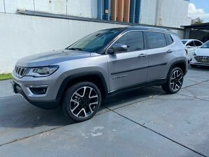 Jeep Compass 2.0 Limited Prata 2019