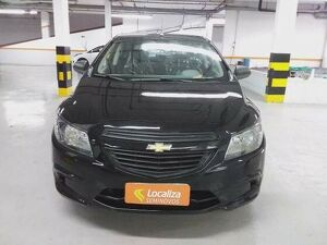 Chevrolet Onix 1.0 Joy 8V Preto 2019