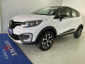 Renault Captur 1.6 Intense Branco 2019