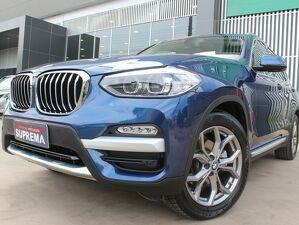 BMW X3 2.0 20I Azul 2019