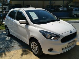 Ford KA 1.0 Tivct SE 12V Branco 2018