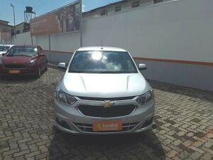 Chevrolet Cobalt 1.4 LTZ 8V Prata 2020