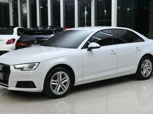 Audi A4 2.0 Prestige Branco 2019
