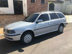 Volkswagen Parati 1.8 8V Prata 2001