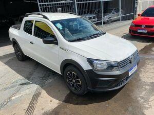 Volkswagen Saveiro CD 1.6 Robust Branco 2019