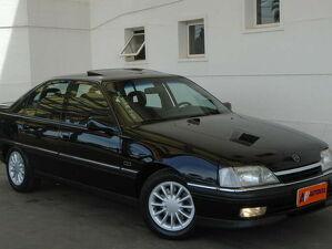 Chevrolet Omega 4.1 CD Preto 1997