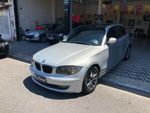 BMW 118i 2.0 Top Prata 2010