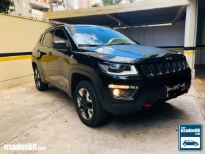 JEEP COMPASS 2.0 TRAILHAWK Preto 2017