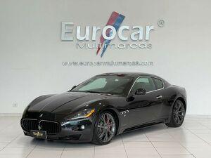 Maserati Gran Turismo 4.7 S V8 Preto 2009