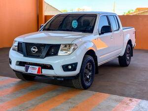 Nissan Frontier 2.5 S Branco 2014