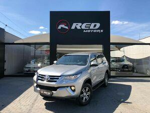 Toyota Hilux SW4 2.7 SRV Prata 2019