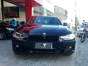 BMW 320i 2.0 Sport GP Turbo Azul 2013