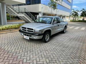 Dodge Dakota 5.2 R/T V8 Prata 2001